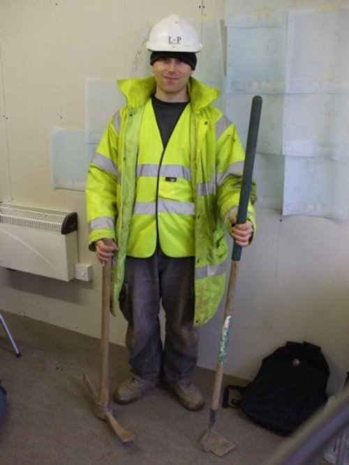 Prescot Dig What Tools Do Archaeologists Use